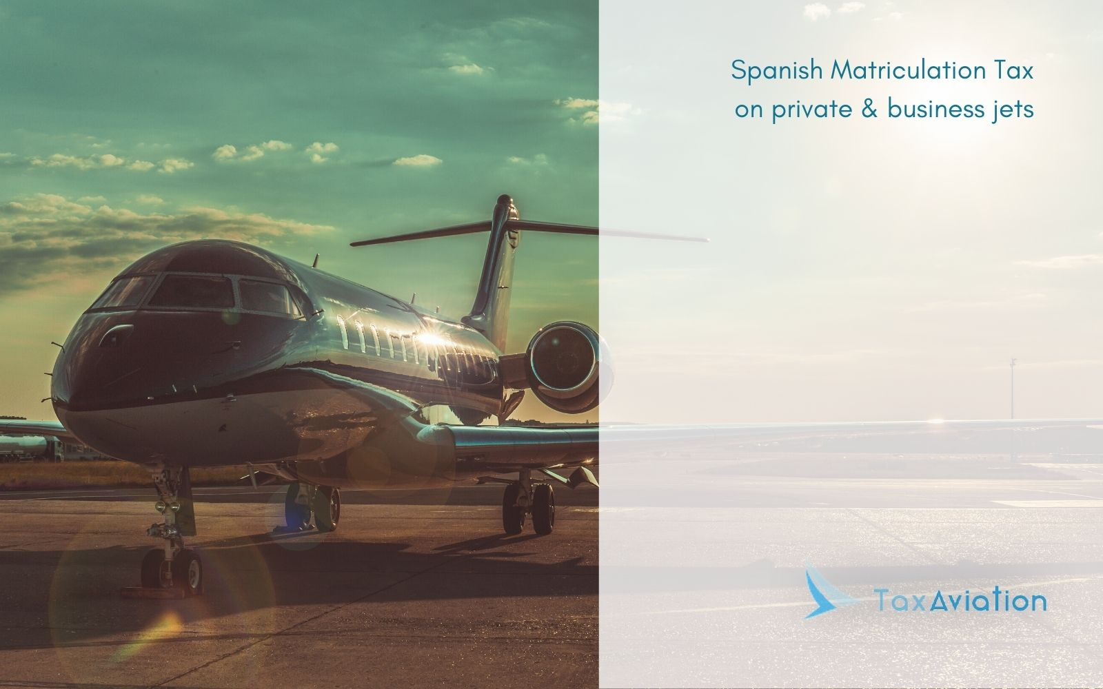 Spanish Matriculation Tax on private & business jets